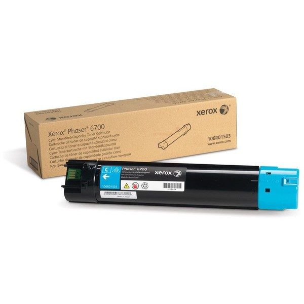 Original Xerox 106R01503 Toner cyan 5.000 Seiten