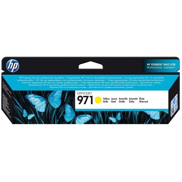 Original HP CN624AE / 971 Tintenpatrone gelb 24,5 ml 2.500 Seiten
