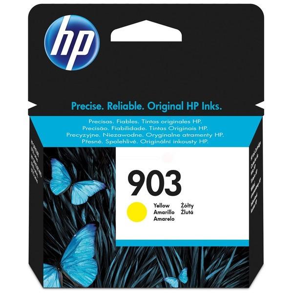 Original HP T6L95AE / 903 Tintenpatrone gelb 4 ml 315 Seiten
