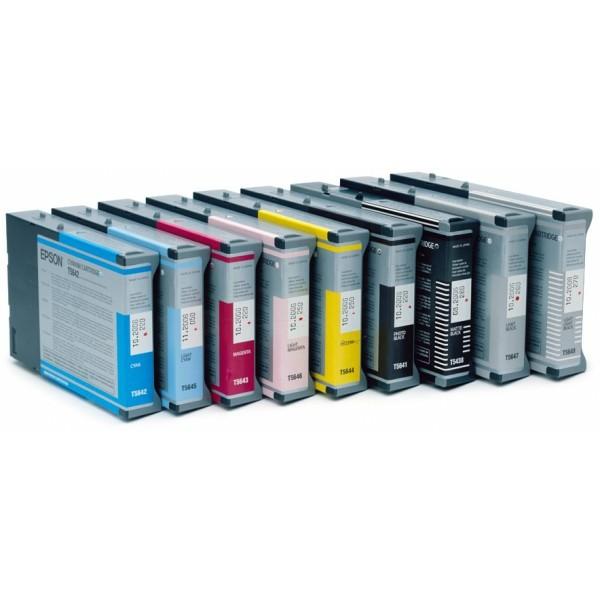Original Epson C13T543800 / T5438 Tintenpatrone schwarz matt 110 ml