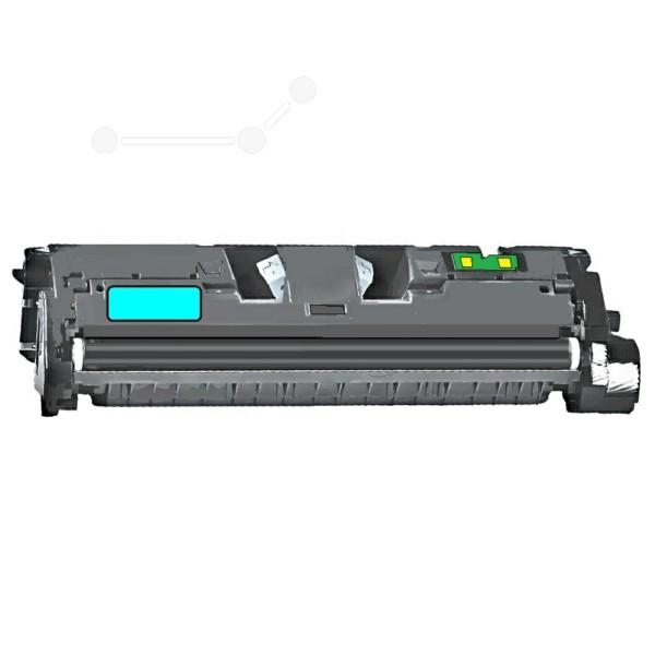 Original HP Q3961A / 122A Toner cyan 4.000 Seiten