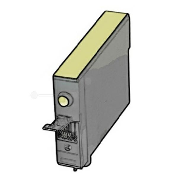 Original Epson C13T07144011 / T0714 Tintenpatrone gelb 5,5 ml 415 Seiten