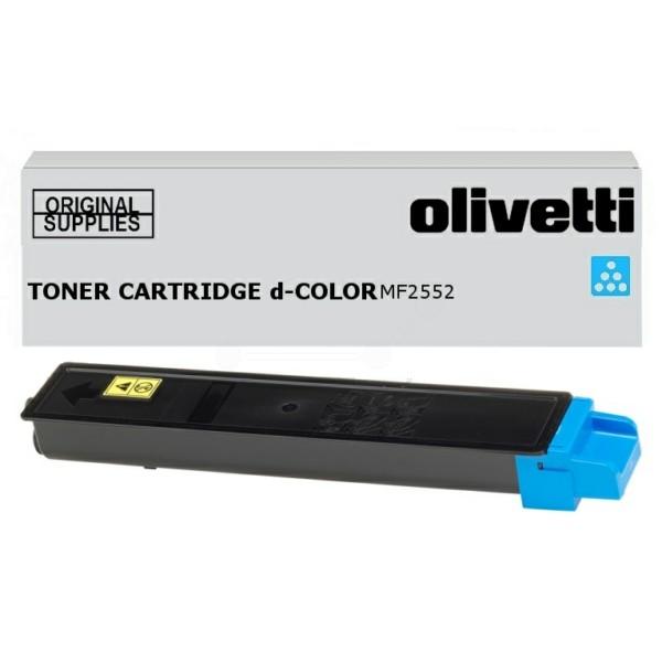 Original Olivetti B1065 Toner-Kit cyan 6.000 Seiten