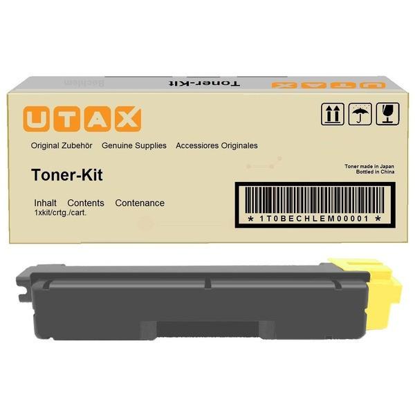 Original Utax 652611016 Toner-Kit gelb 3.700 Seiten