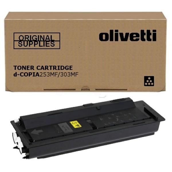 Original Olivetti B0979 Toner-Kit schwarz 15.000 Seiten