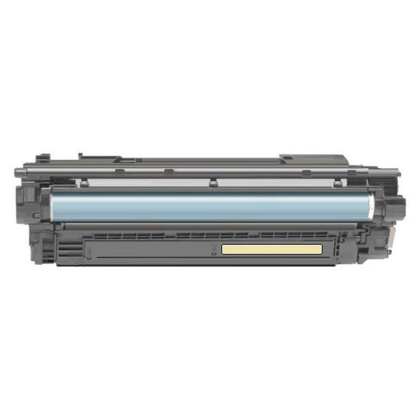 Original HP CF452A / 655A Tonerkartusche gelb 10.500 Seiten