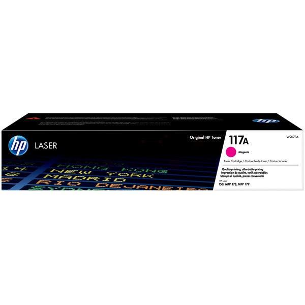Original HP W2073A / 117A Toner-Kit magenta 700 Seiten