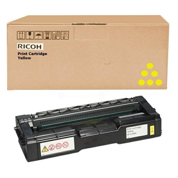 Original Ricoh 407534 Toner gelb 4.000 Seiten