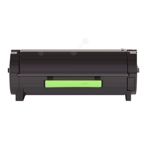 Original Lexmark 50F2X00 / 502X Toner-Kit schwarz return program 10.000 Seiten