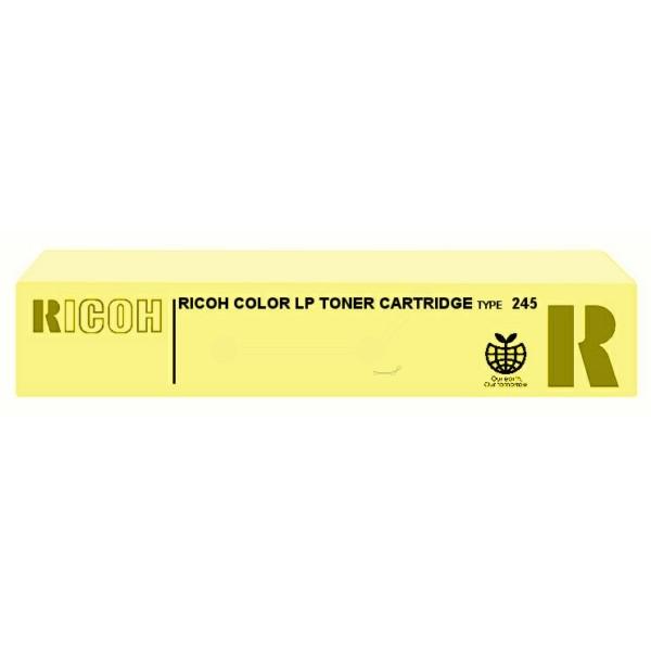 Original Ricoh 888313 / TYPE 245 Toner gelb 15.000 Seiten