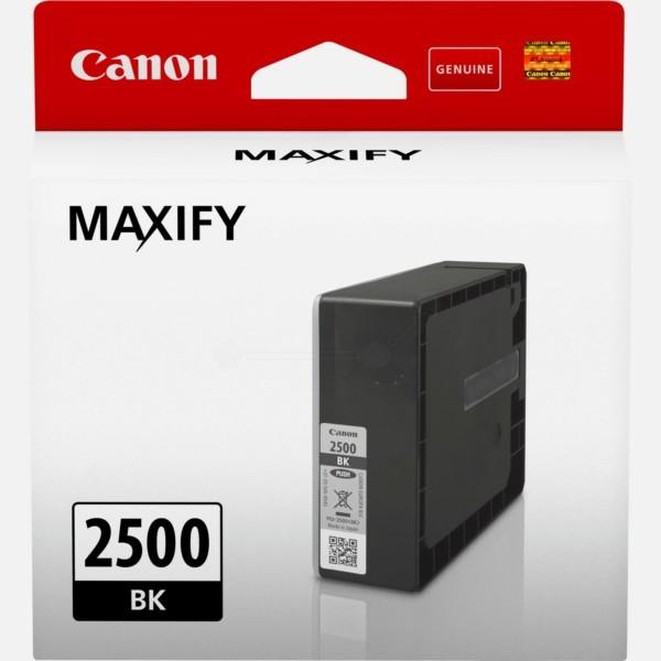 Original Canon 9290B001 / PGI-2500 BK Tintenpatrone schwarz 29,1 ml 1.000 Seiten