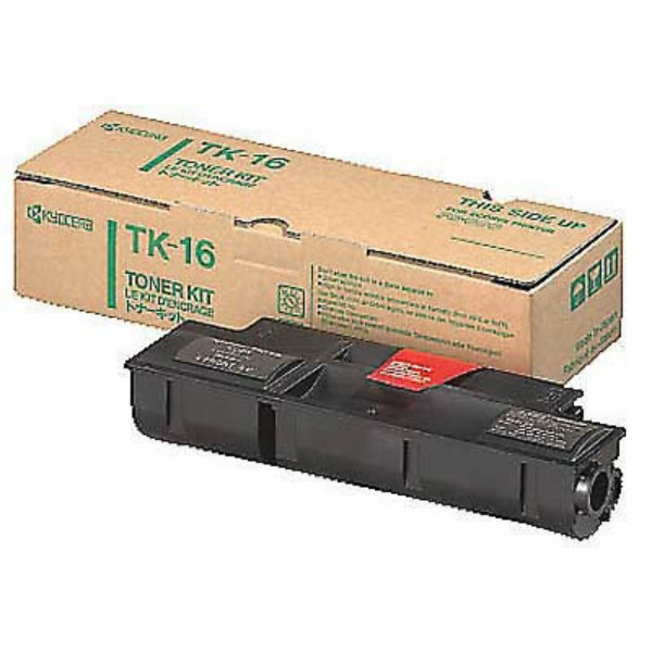 Original Kyocera 37027016 / TK-16 H Toner-Kit 3.600 Seiten