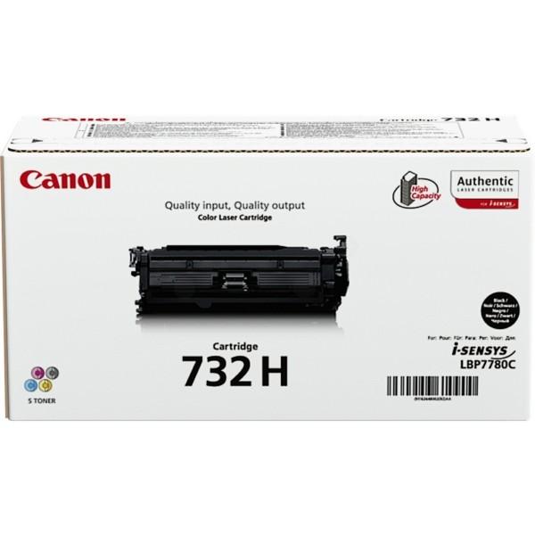 Original Canon 6264B002 / 732H Tonerkartusche schwarz 12.000 Seiten
