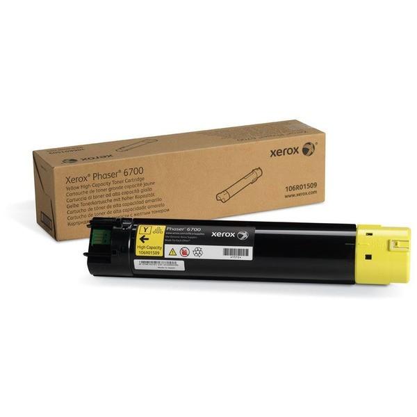Original Xerox 106R01509 Toner gelb 12.000 Seiten