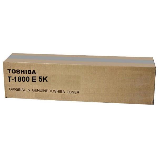 Original Toshiba 6AJ00000085 / T-1800 E 5K Tonerkartusche 5.900 Seiten