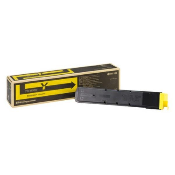 Original Kyocera 1T02LCANL0 / TK-8505 Y Toner-Kit gelb 20.000 Seiten