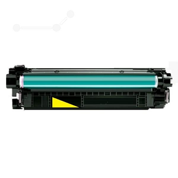 Original HP CF362X / 508X Tonerkartusche gelb 9.500 Seiten