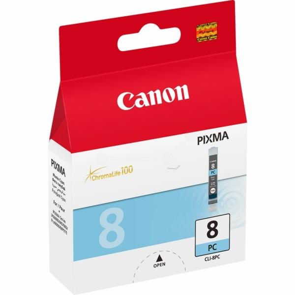 Original Canon 0624B001 / CLI-8 PC Tintenpatrone cyan hell 13 ml 5.715 Seiten