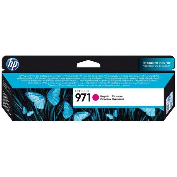 Original HP CN623AE / 971 Tintenpatrone magenta 24,5 ml 2.500 Seiten
