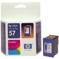 Original HP C6657AE / 57 Tinte color 520 Seiten