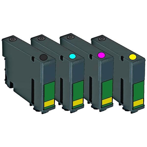 Original Epson C13T12854010 / T1285 Tintenpatrone MultiPack Bk,C,M,Y 225 Seiten 5,9 ml + 3x3,5 ml