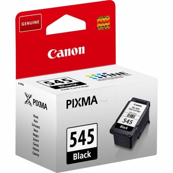 Original Canon 8287B001 / PG-545 Druckkopfpatrone schwarz 8 ml 180 Seiten