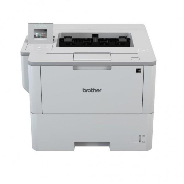 BROTHER HL-L6400DW A4 monochrom USB Laserdrucker 50ppm 570 Blatt + 50 Blatt MF Papierzufuhr Duplex