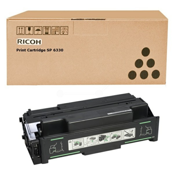 Original Ricoh 821231 Toner schwarz 20.000 Seiten