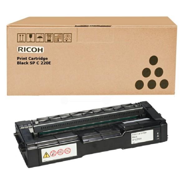 Original Ricoh 407543 Toner schwarz 2.000 Seiten