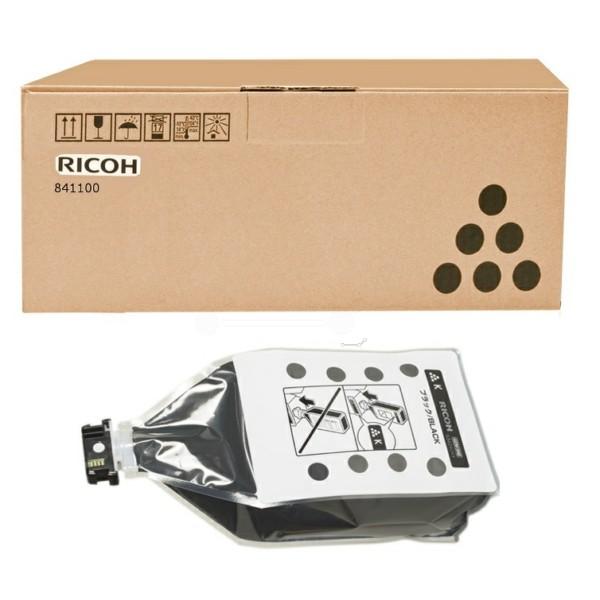 Original Ricoh 841100 / MP C7500 B Toner schwarz 43.200 Seiten
