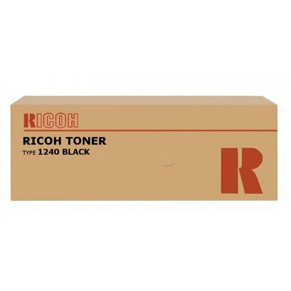 Original Ricoh 430278 / TYPE 1240 Toner schwarz 4.800 Seiten