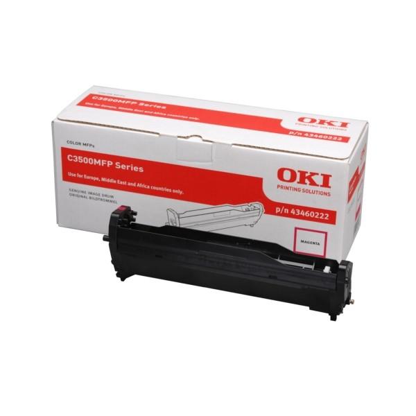 Original OKI 43460222 Drum Kit magenta 15.000 Seiten
