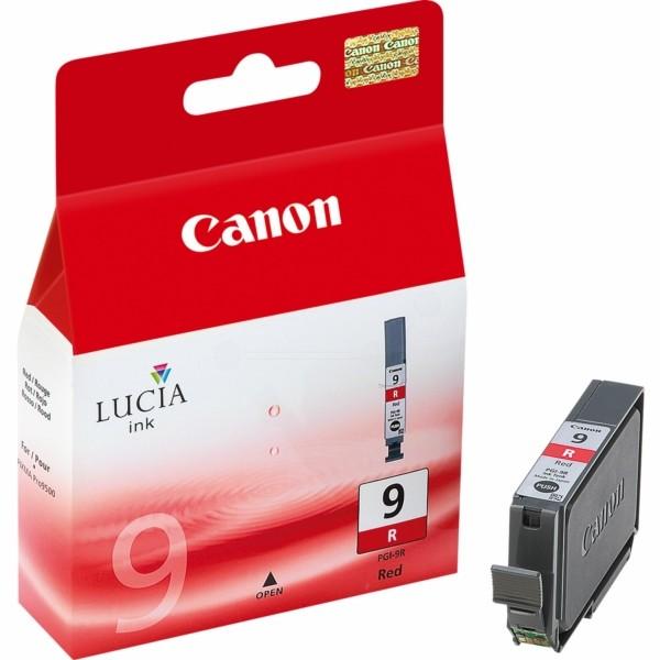 Original Canon 1040B001 / PGI-9 R Tintenpatrone rot 14 ml 1.600 Seiten