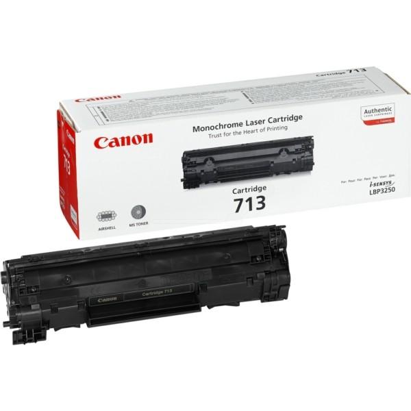 Original Canon 1871B002 / 713 Tonerkartusche schwarz 2.000 Seiten