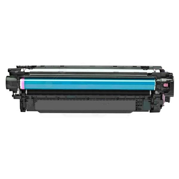 Original HP CE250X / 504X Tonerkartusche schwarz High-Capacity 10.500 Seiten