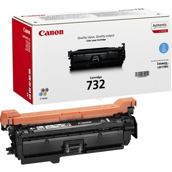 Original Canon 6262B002 / 732C Tonerkartusche cyan 6.400 Seiten