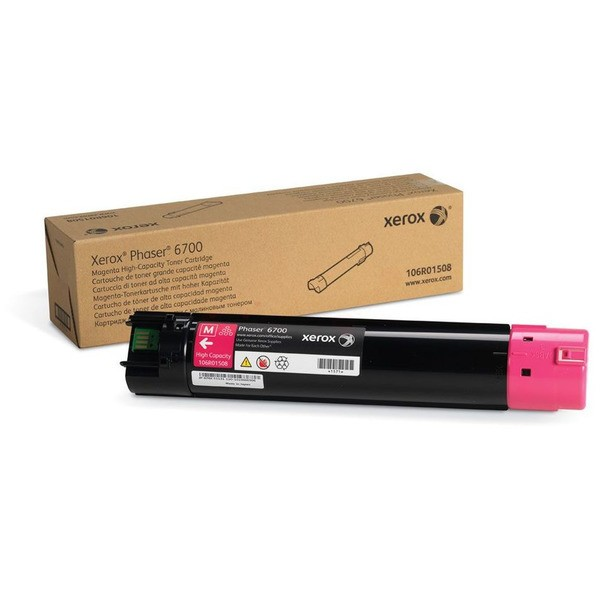 Original Xerox 106R01508 Toner magenta 12.000 Seiten