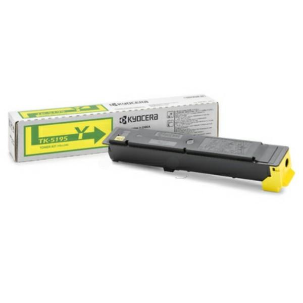 Original Kyocera 1T02R4ANL0 / TK-5195 Y Toner-Kit gelb 7.000 Seiten