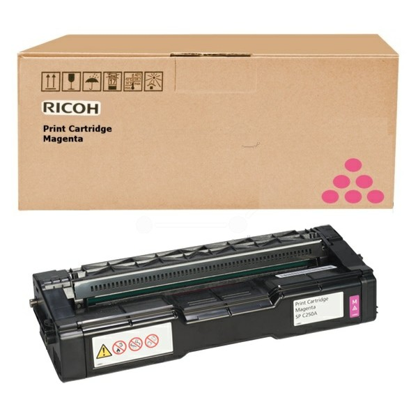 Original Ricoh 407533 Toner magenta 4.000 Seiten