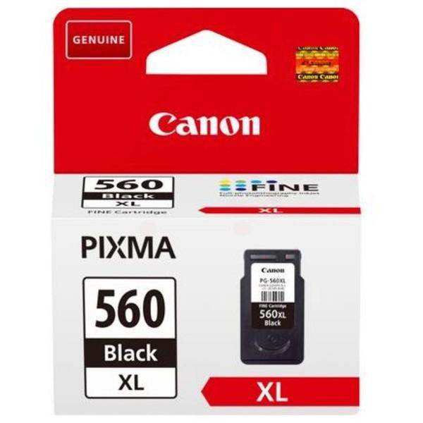 Original Canon 3712C001 / PG-560 XL Tintenpatrone schwarz 14,3 ml 400 Seiten