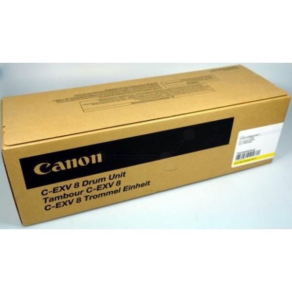 Original Canon 7622A002 / C-EXV 8 Drum Kit gelb 56.000 Seiten