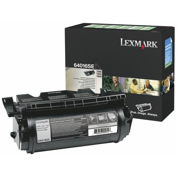 Original Lexmark 64016SE Tonerkartusche schwarz return program 6.000 Seiten