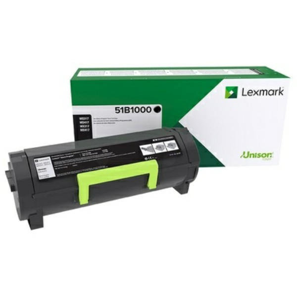 Original Lexmark 51B2000 Toner-Kit return program 2.500 Seiten