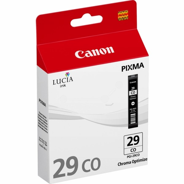 Original Canon 4879B001 / PGI-29 CO Tintenpatrone Chroma Optimizer 36 ml 510 Seiten