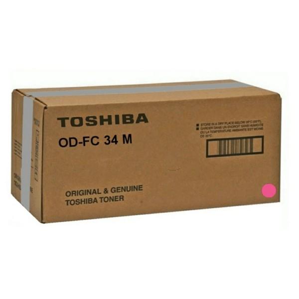 Original Toshiba 6A000001587 / OD-FC 34 M Drum Unit magenta 30.000 Seiten