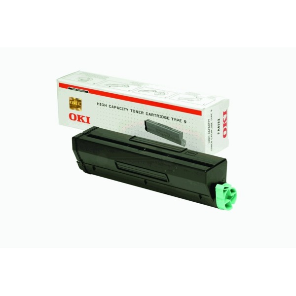 Original OKI 01101202 / TYPE9 Toner-Kit 6.000 Seiten