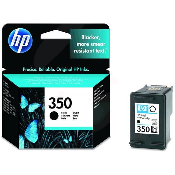 Original HP CB335EE / 350 Druckkopfpatrone schwarz 4,5 ml 200 Seiten
