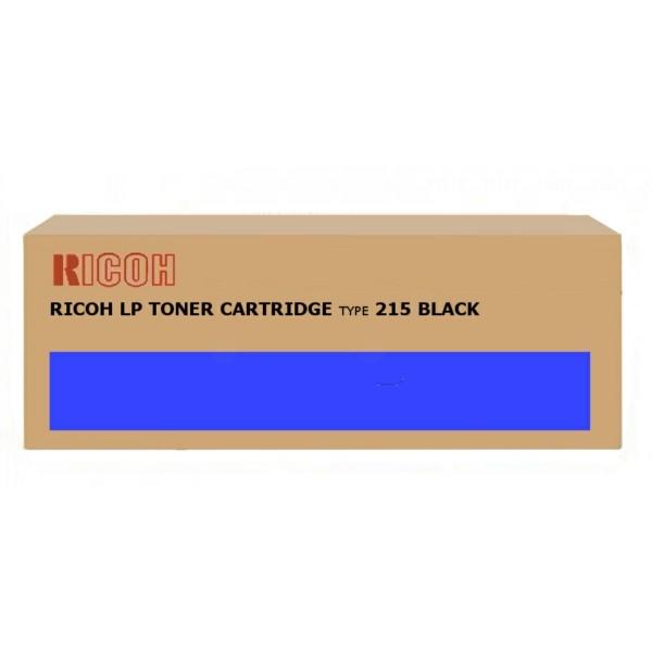 Original Ricoh 400760 / TYPE 215 Toner schwarz 20.000 Seiten