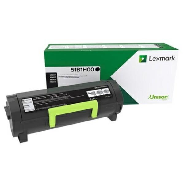 Original Lexmark 51B2H00 Toner-Kit return program 8.500 Seiten