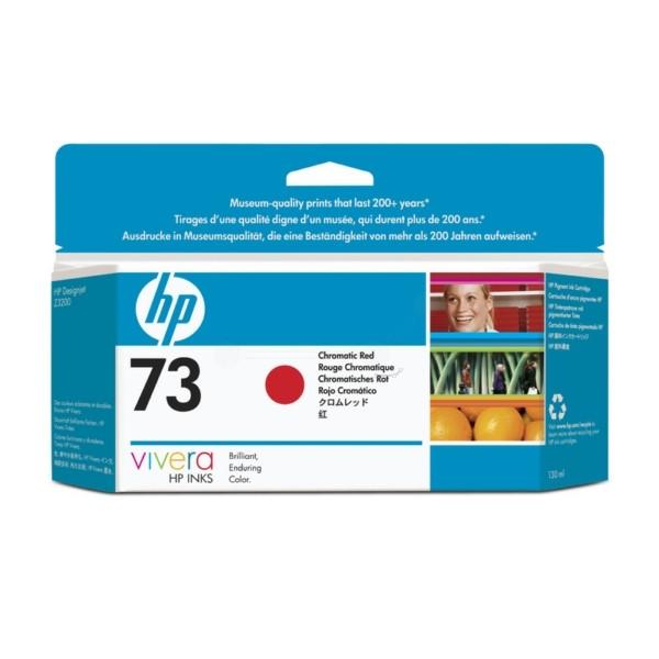 Original HP CD951A / 73 Tintenpatrone rot chrom. 130 ml